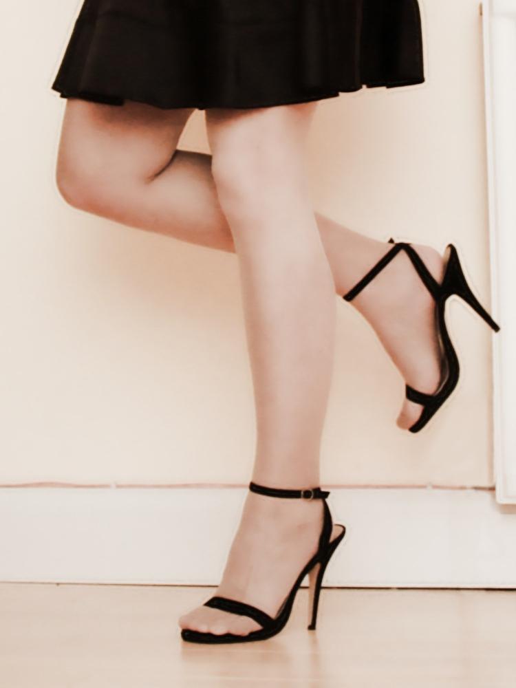 jolies jambes femme