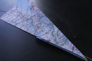 faire une guirlande d'avions en papier