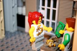 banque lego