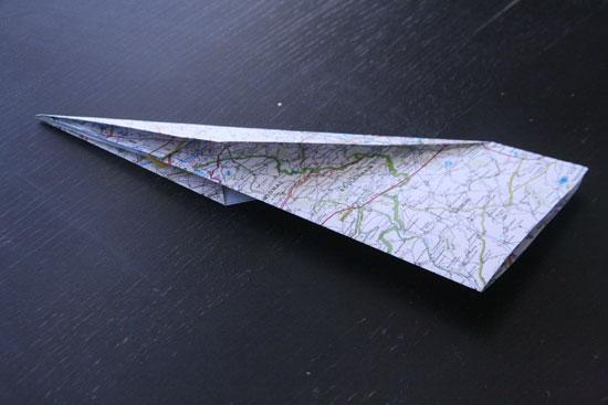 fabriquer des avions en papier