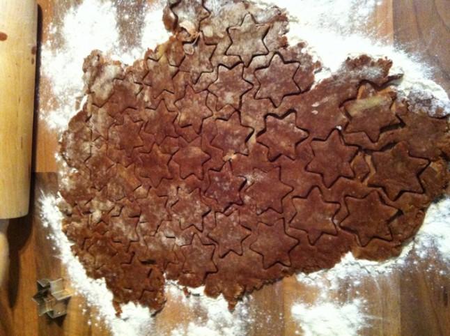 biscuits de Noël Schowebredele