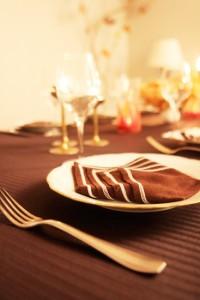 deco de table Thanksgiving