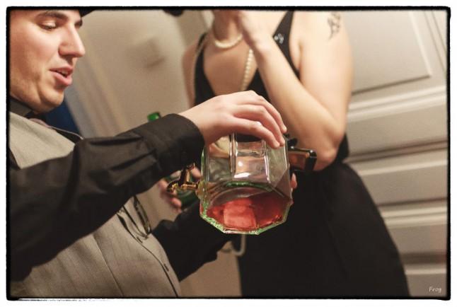 soirée prohibition