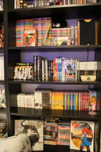 coin lecture geek - mangas