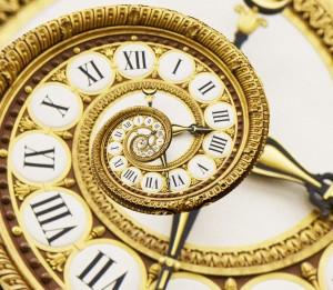 le temps - horloge