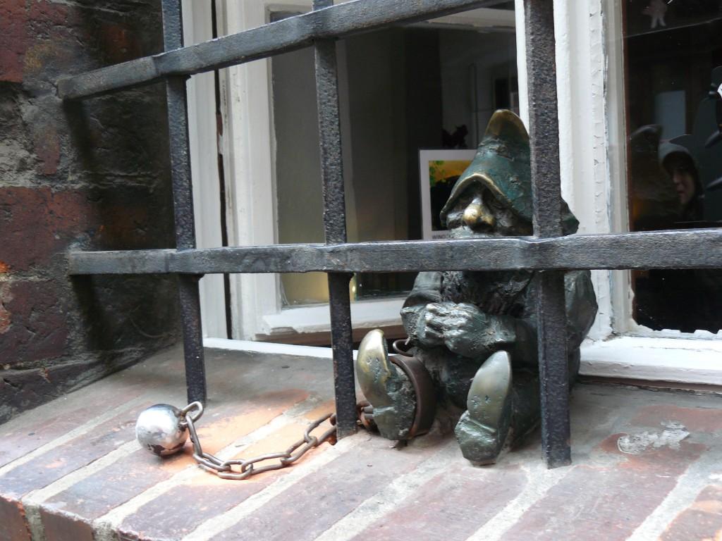 Les nains de Wroclaw