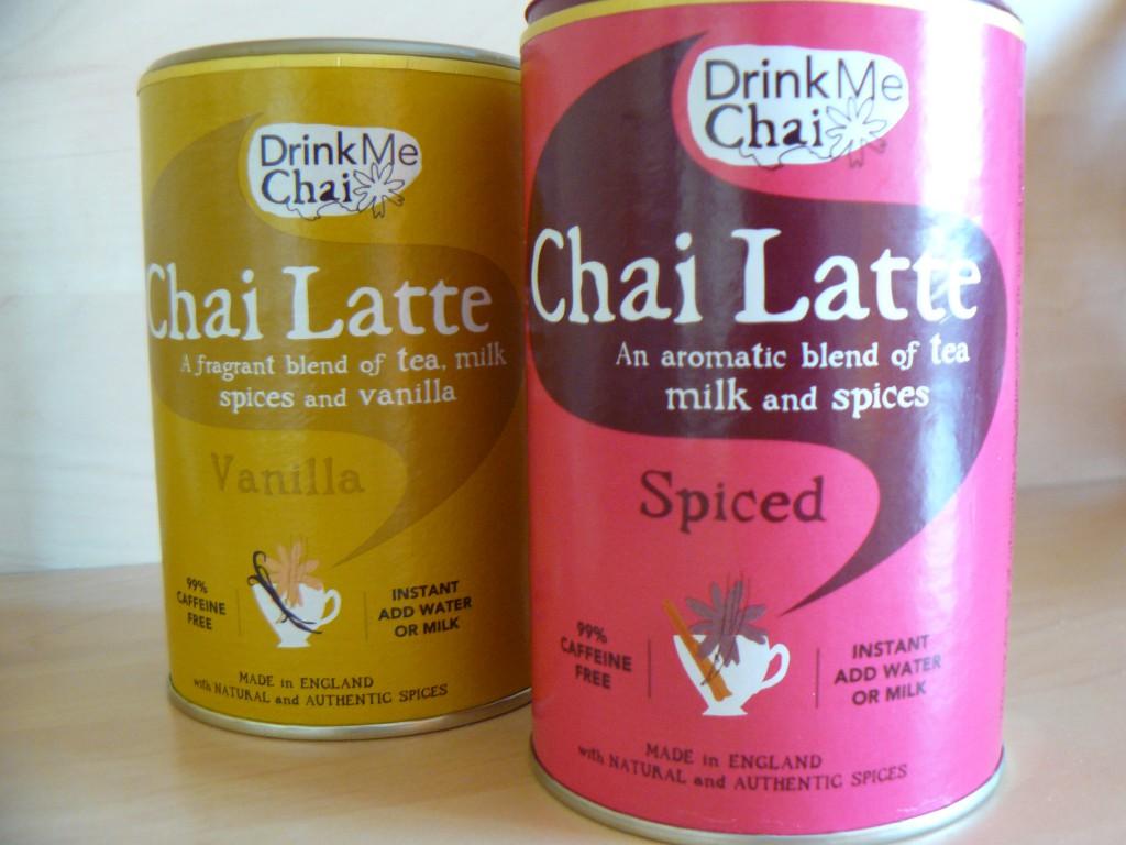 mélange pour chai latte