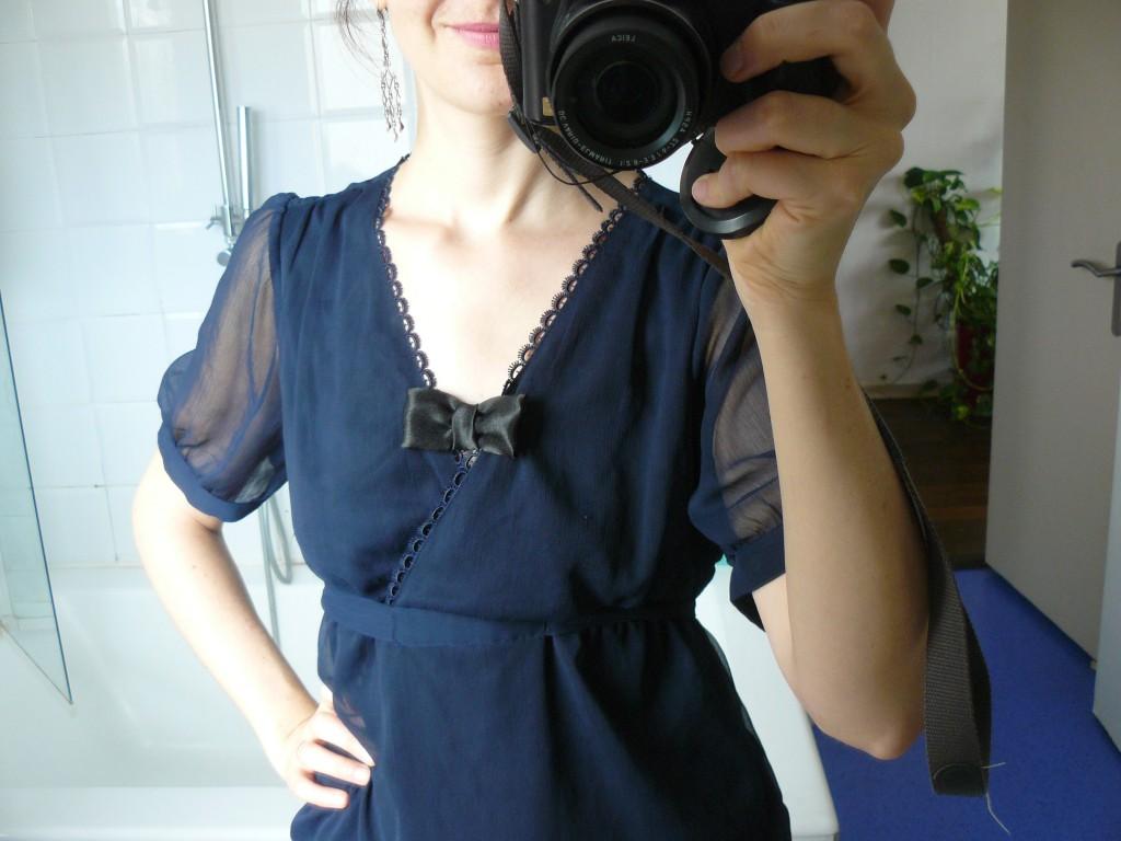 Tutoriel DIY barette pour ajuster les vêtements