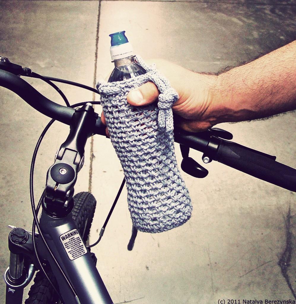 housse bouteille d'eau vélo