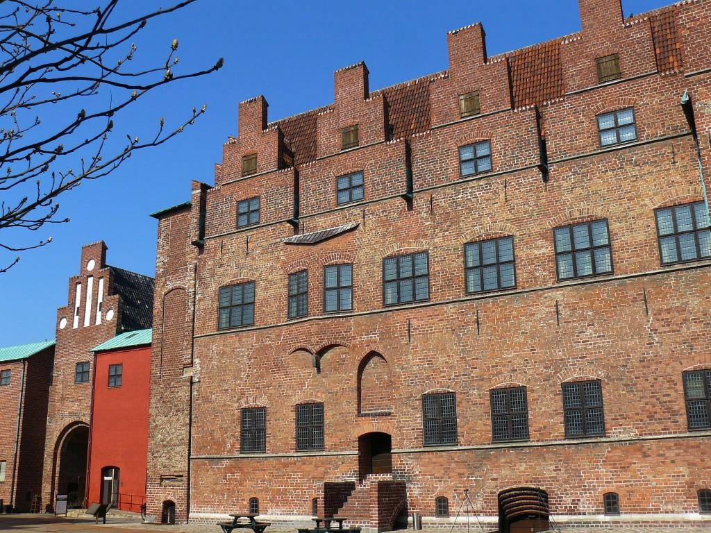 Malmö en Suède