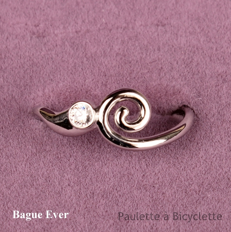 bague Ever Paulette à Bicyclette