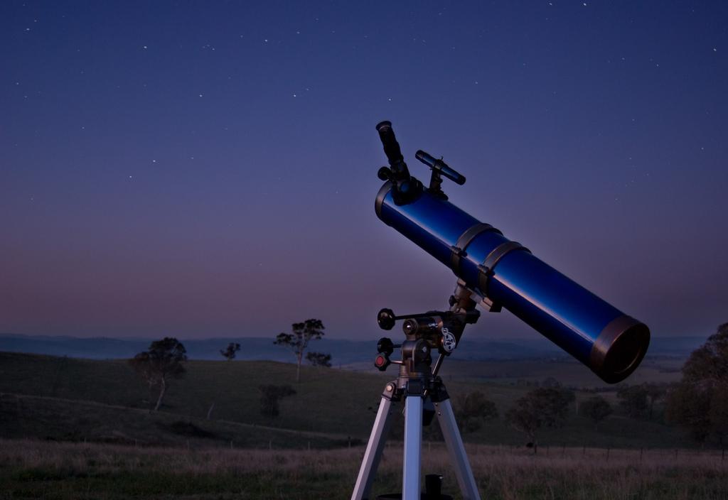 téléscope observation des étoiles