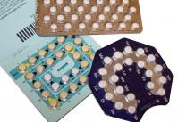 plaquettes de pilules contraceptives