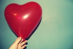ballon coeur perte proche cancer