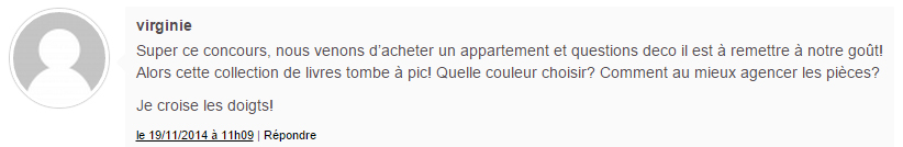 commentaire gagnant concours Ulmer
