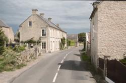 village à la campagne