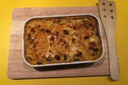 recette lasagnes courgette-chèvre
