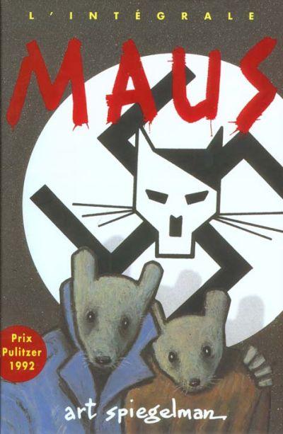 sélection de romans graphiques - Maus