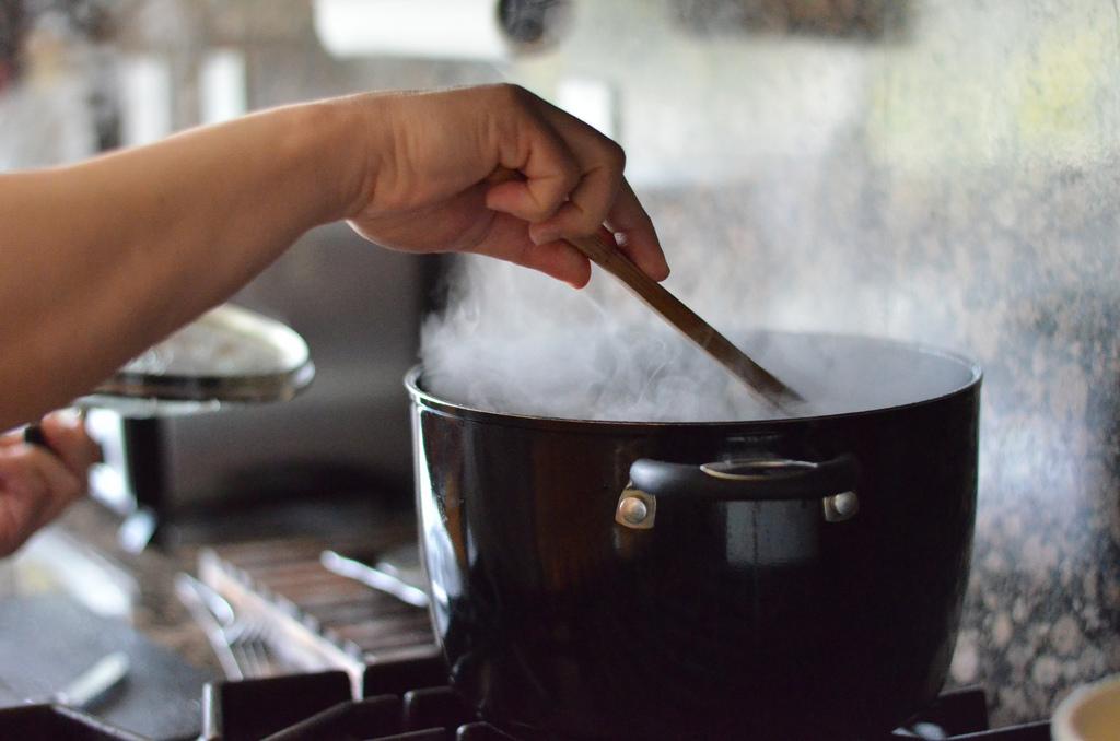 cuisiner des plats d'hiver