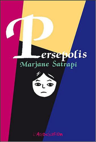 sélection de romans graphiques - Persepolis