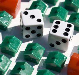 trouver une maison - Monopoly