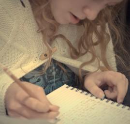 écrire - une vraie thérapie