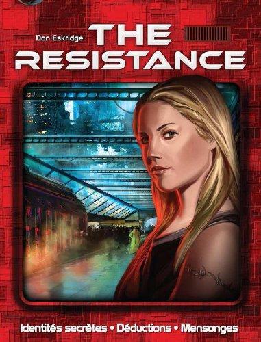 The resistance jeu de société