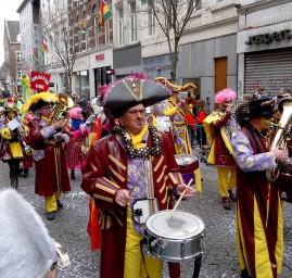 récit carnaval de Maastricht
