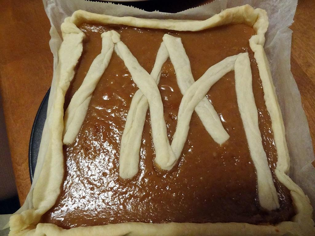 tarte au sucre sirop d'érable