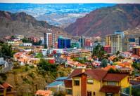 voyage autour du monde - La Paz, Bolivie