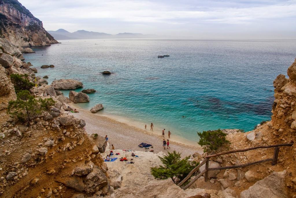 Voyage en Sardaigne : Goloritze