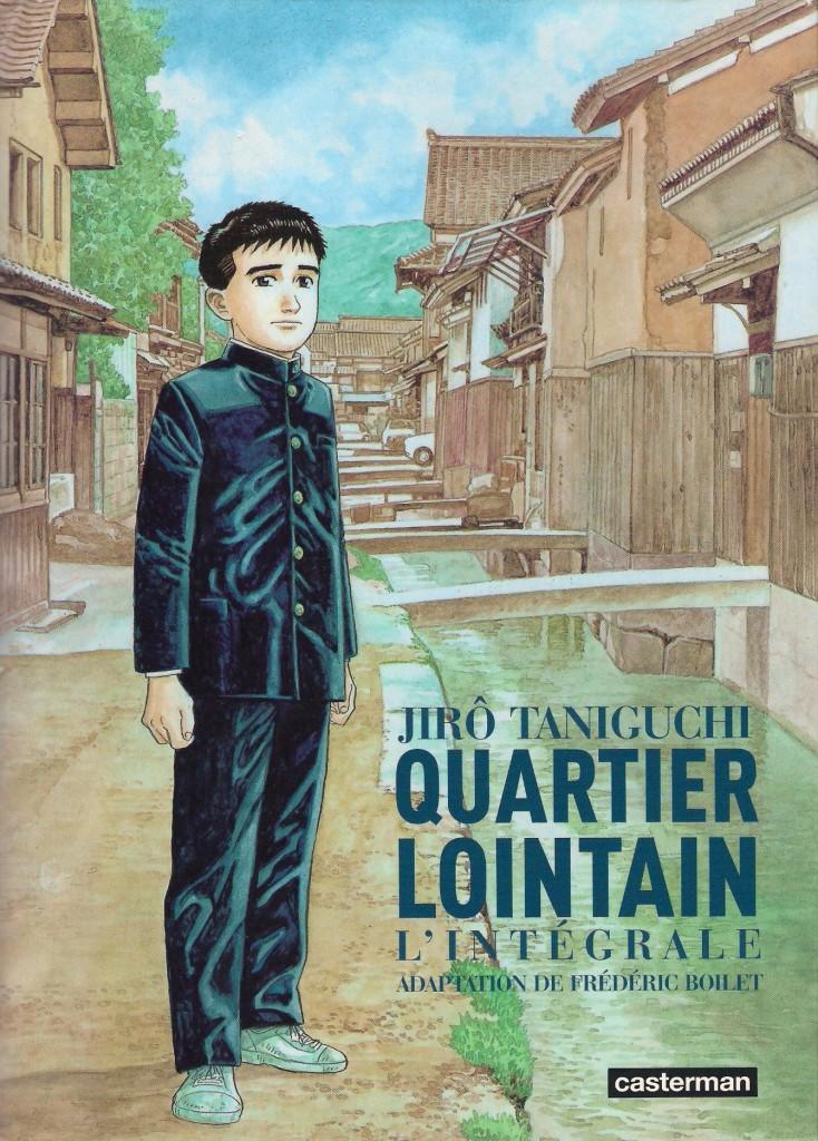 sélection de romans graphiques - Quartier Lointain