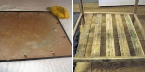 logement insalubre : meubles moisis