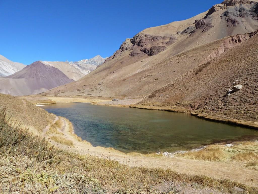 Aux alentours de Mendoza - Argentine