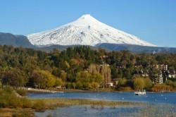 volcan Villarica - Pucon - Chili