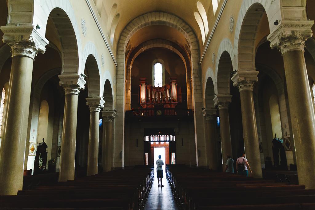 église de Millau