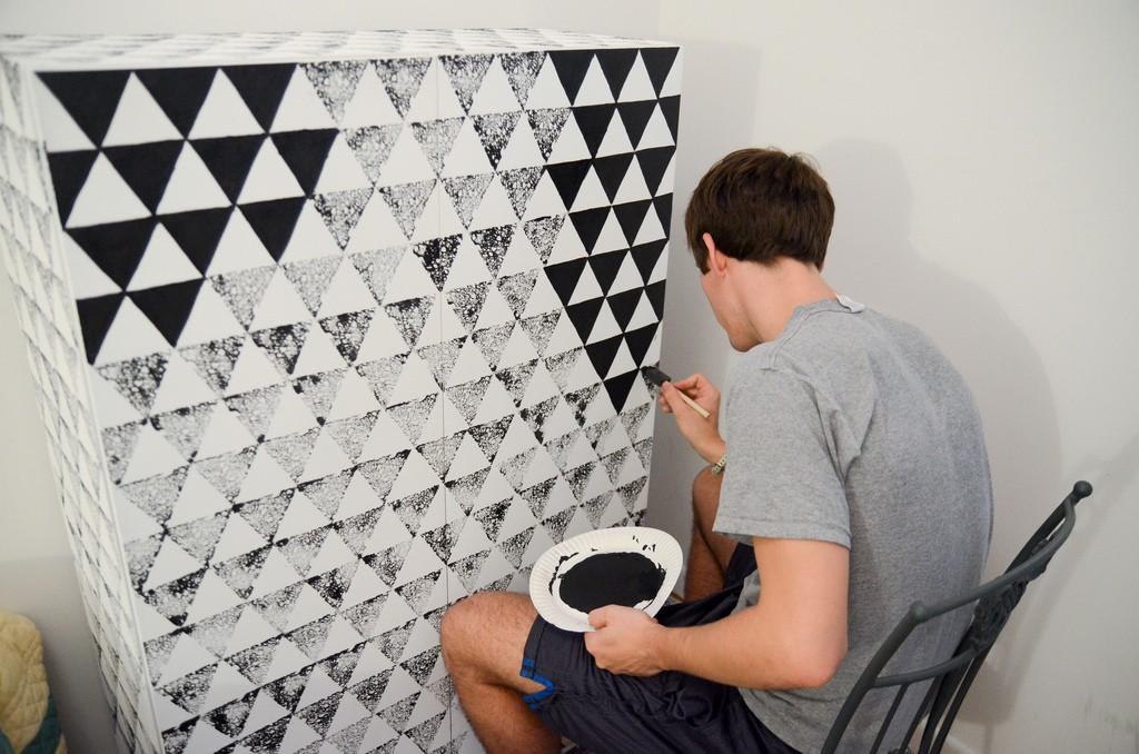 décorer un meuble - toutes les bonnes idées trouvées sur Pinterest