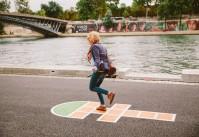 Marelle à Paris