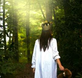 rêve forêt - comment la peur et le chagrin m'ont fait grandir