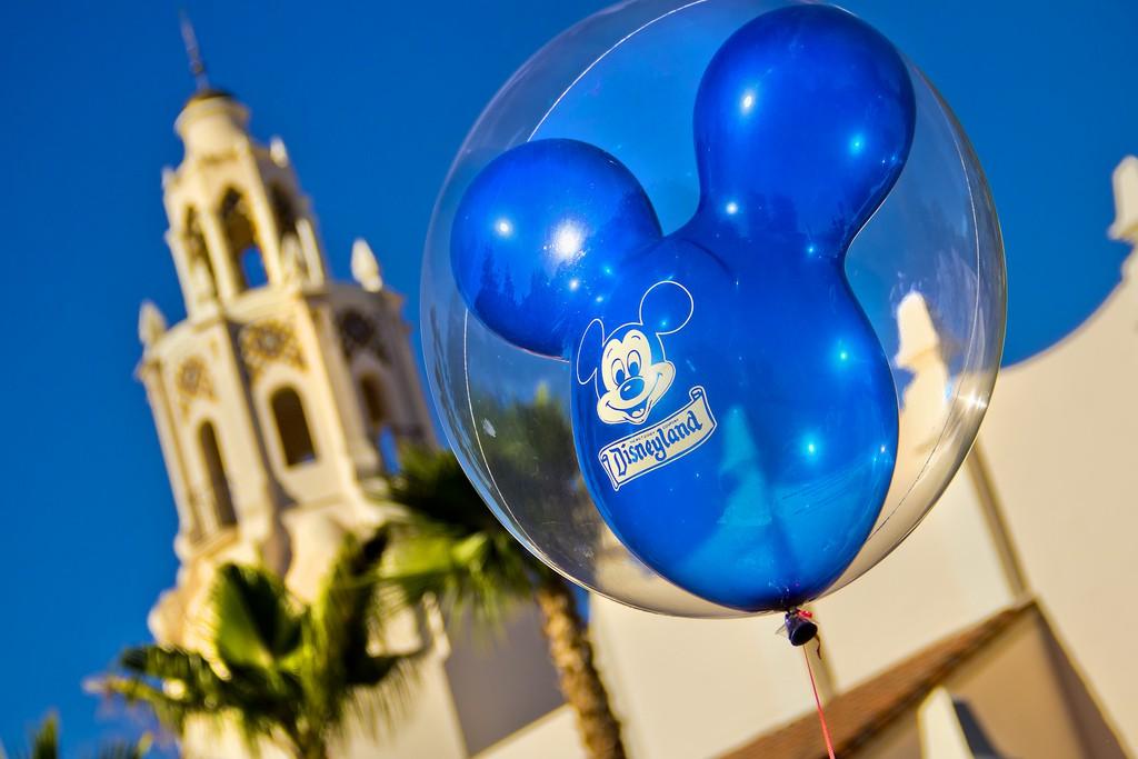 Ballon Disney