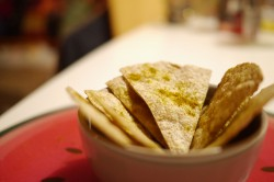 chips de tortillas