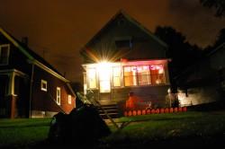 Maison Halloween