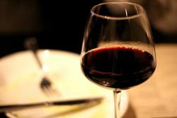 verre de vin alcoolisme léger