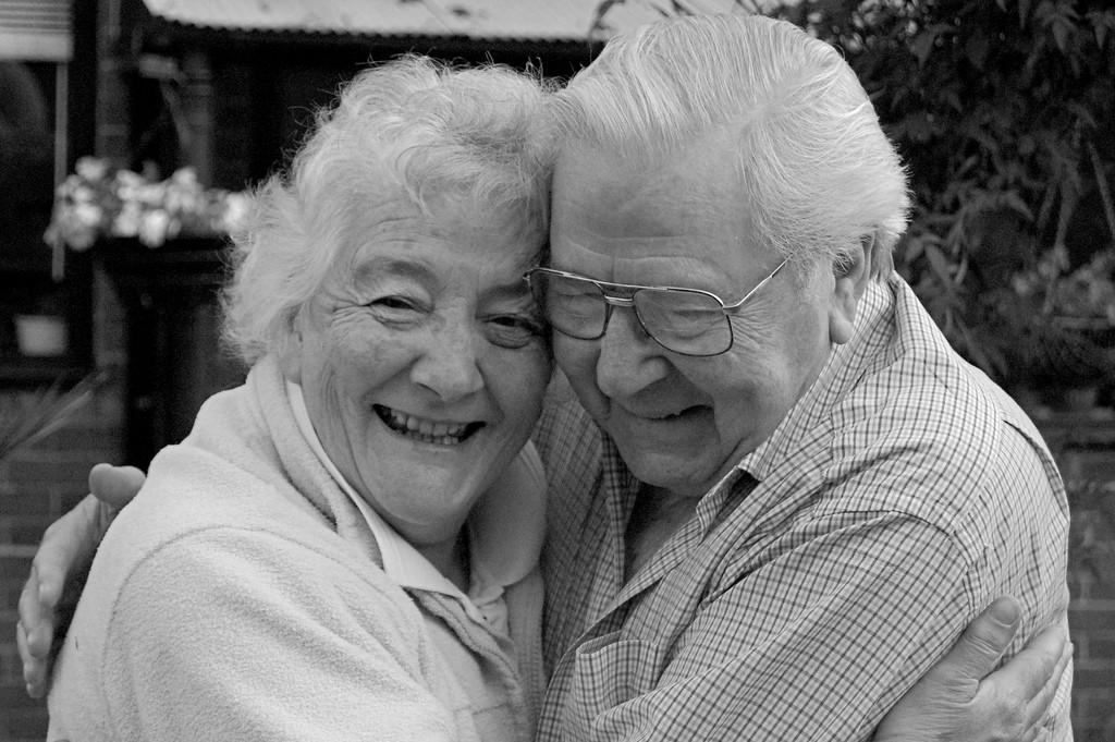 Vieillissement grands-parents