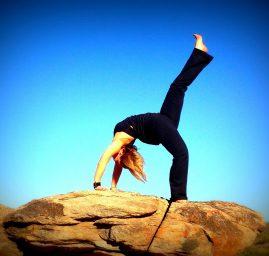 faire du yoga activité
