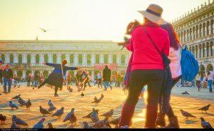 Les mauvais comportements des touristes