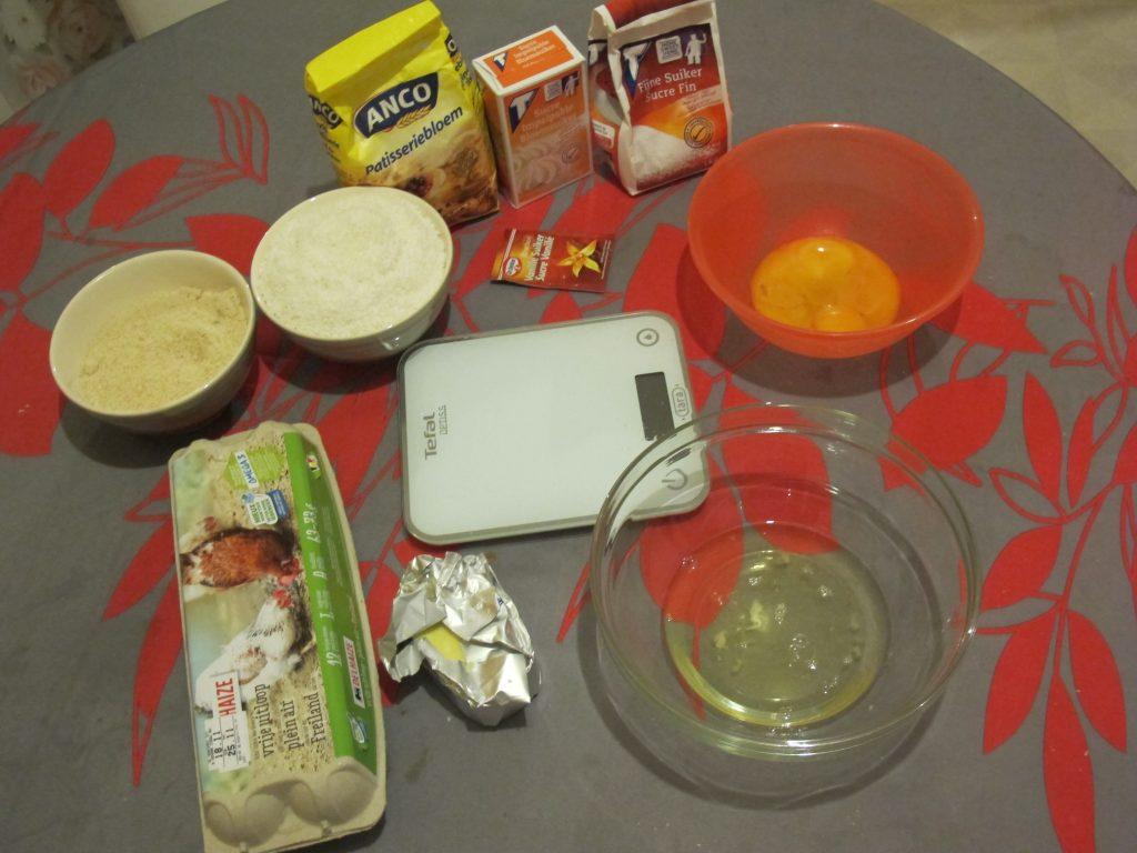 recette bredele gâteaux noel