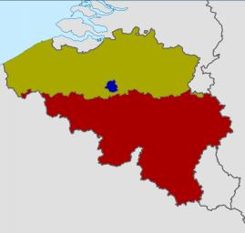 Les langues en Belgiques