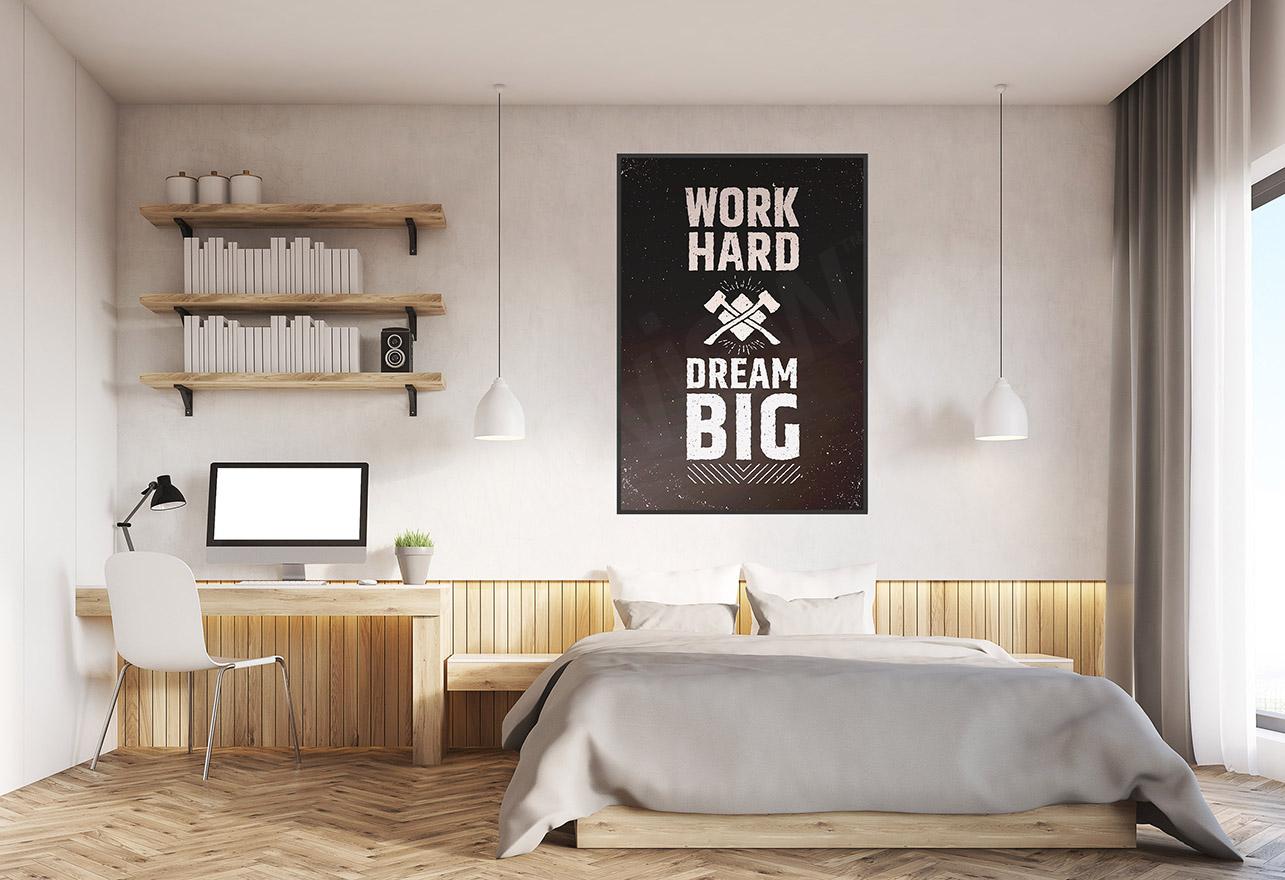 Des posters rétro pour ton intérieur !