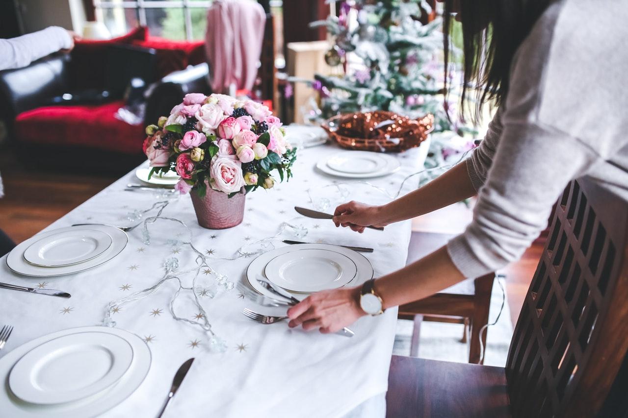 Sélection shopping : une table de fête !
